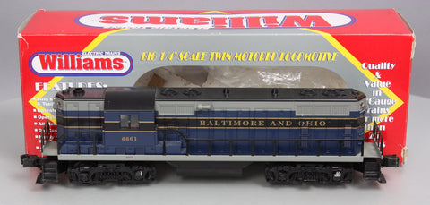 Williams 21402 B&O GP9 Powered Diesel Locomotive #6661