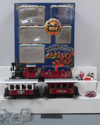 LGB 20540 Christmas Train Set - 1995