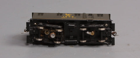 Custom NJ Brass HO BRASS Central RR of NJ Box Cab Diesel #1000