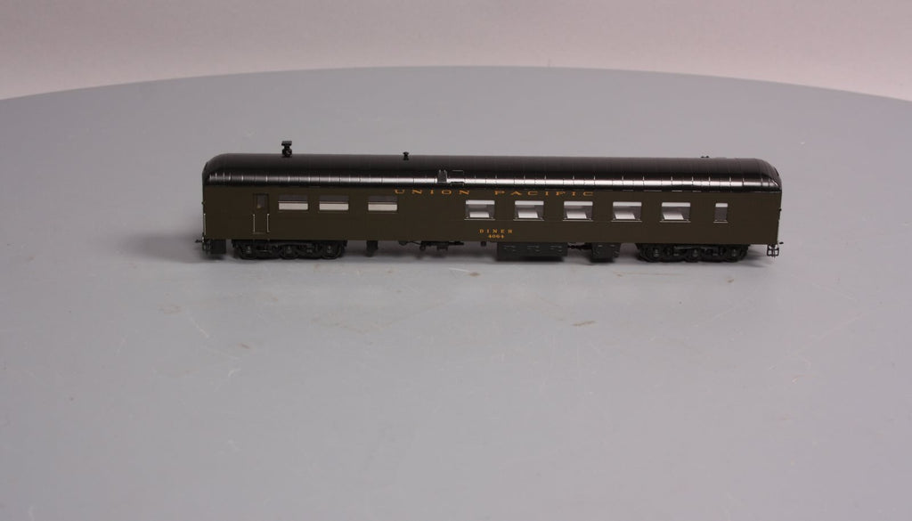 The Coach Yard 1361 HO BRASS UP Harr Cofee Shop Diner Car #4064