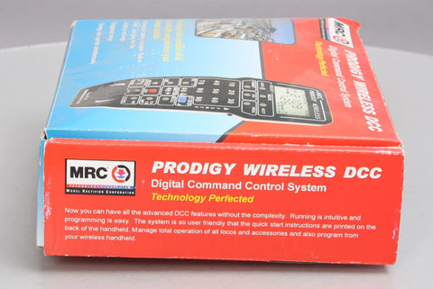 MRC 0001410 HO Prodigy Wireless DCC - Digital Command Control System