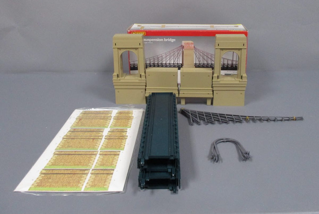 Hornby R8008 OO Gauge Grand Suspension Bridge