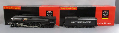Accucraft AC98-003 1 Gauge Southern Pacific Daylight Brass GS-4 Steam in Black