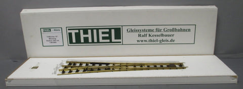 Thiel Gleis G Y Brass 15° Switch