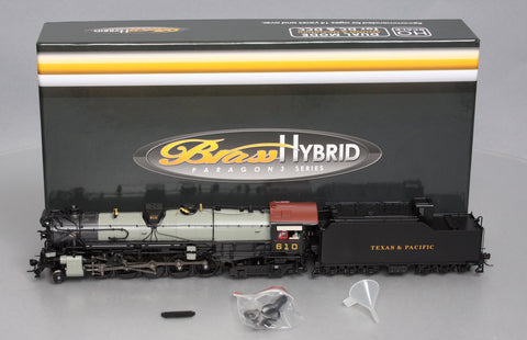 Broadway Limited 2825 HO Scale Texas & Pacific Class I-1a 2-10-4 Steam Engine #6
