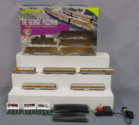 Athearn 1023 HO Denver & Rio Grande Western Passenger Train Set/Box