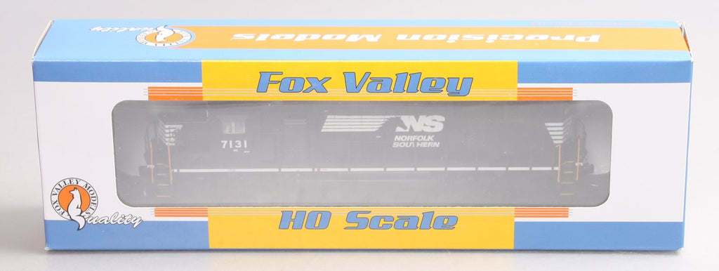 Fox Valley Models 20552-S HO Norfolk Southern GP60 Diesel Loco LokSound #7131