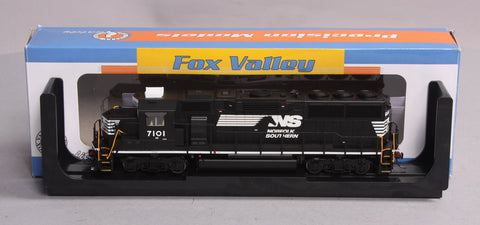 Fox Valley Models 20551-S HO Norfolk Southern GP60 Diesel Loco LokSound #7101