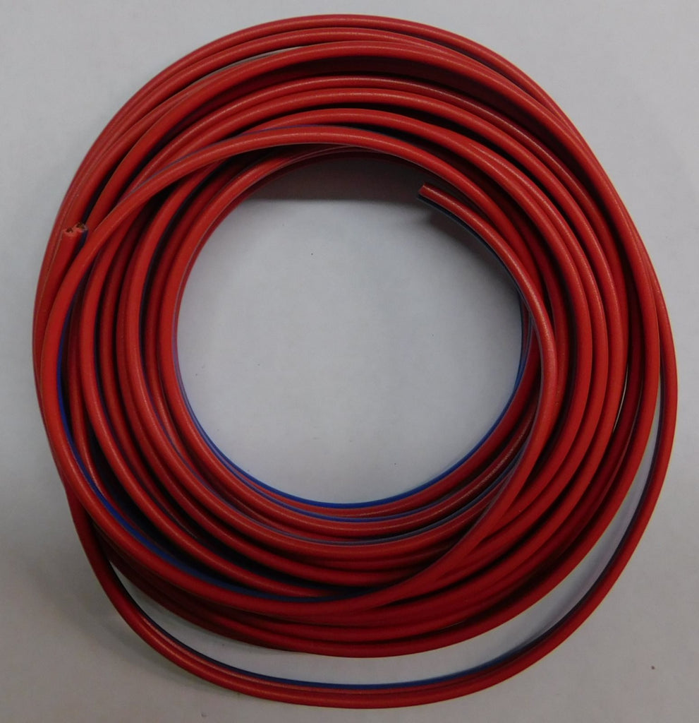 LGB 51230  2 Conductor Blue and Red Wire -15 meter