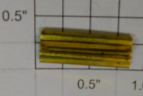 Acme 100B-1 Acme 100B-1 O Scale Brass Rail Joiners