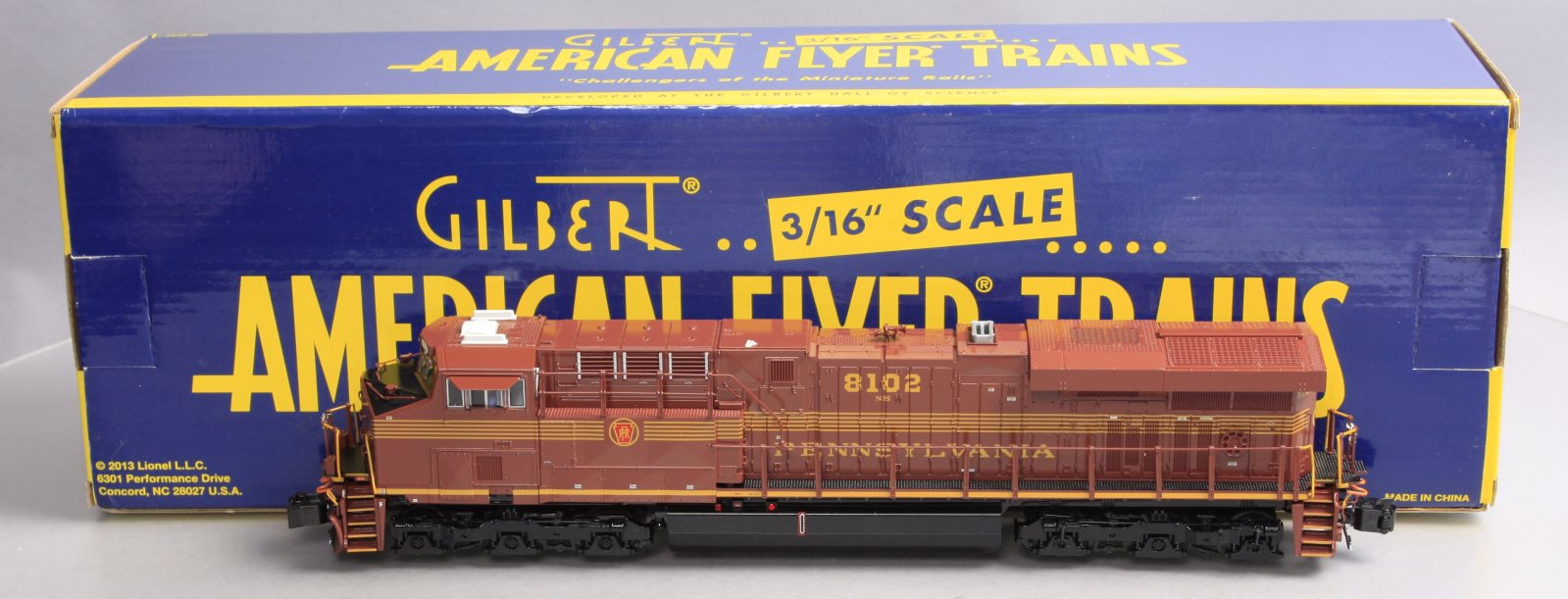 American Flyer 6-42554 S Scale Pennsylvania Norfolk Southern