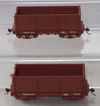 Bachmann Spectrum 26541 On30 Data Only 18' Wood High-Side Gondola (Set of 2)