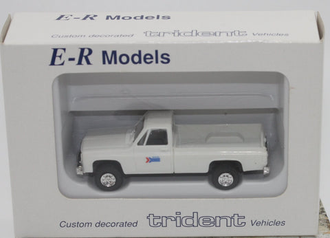 E-R Models 040-90101 HO Amtrak Pickup