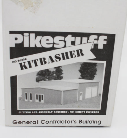 Pikestuff 5006 HO General Contractor's Building Kit