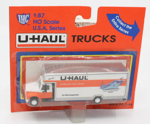 IHC 1-46 HO Virginia U-Haul 26' Moving Truck