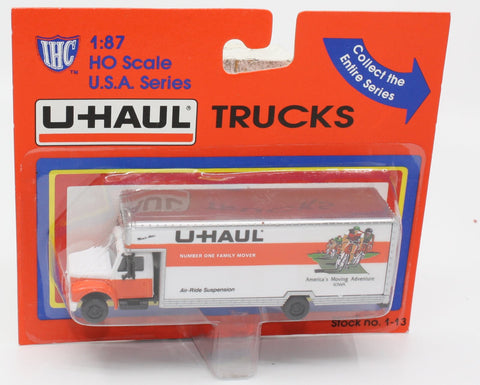 IHC 1-13 HO Iowa U-Haul 26' Moving Truck