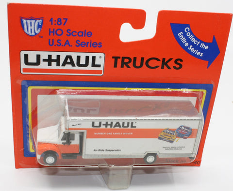 IHC 1-40 HO South Carolina U-Haul 26' Moving Truck