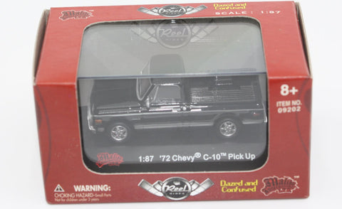 Malibu International 09202 HO Reel Rides Dazed and Confused '72 Chevy C-10 Pick Up