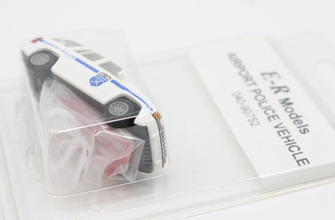 E-R Models 040-90752 HO Airport Police Vehicle