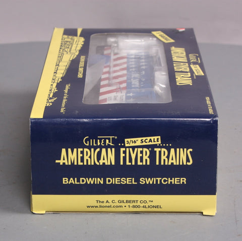AF 6-42599 S Youngstown Steel Baldwin Switcher Diesel Locomotive #805