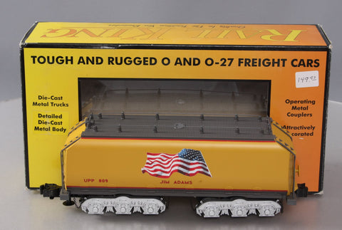 MTH 30-79537 O Union Pacific Auxiliary Water Tender (Die-Cast)