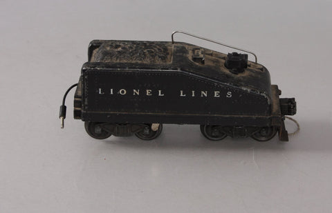 Lionel 6403B Die Cast Lionel Lines Slopeback Tender with Bell