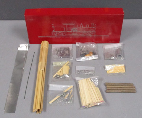 Keystone 1002 O Scale Danby Sawmill Kit LN/Box