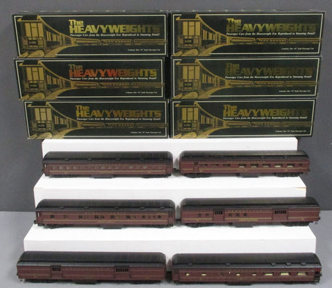 K-Line K-44802  Pennsylvania 6 Car Passenger Set EX/Box