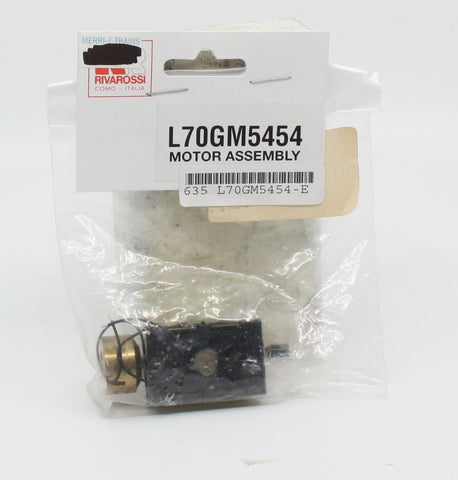 Rivarossi L70GM5454 HO Motor Assembly Allegheny Loco Parts #3