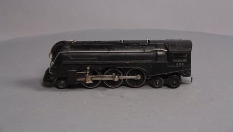 Lionel 221 NYC Dreyfuss Black 2-6-4 Steam Loco Only