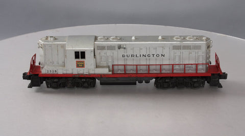 Lionel 2328 Burlington GP-7 Powered EMD Diesel Locomotive
