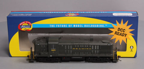 Athearn 96787 HO Scale Reading Alco RS3 Diesel Locomotive #468 - DCC Ready EX