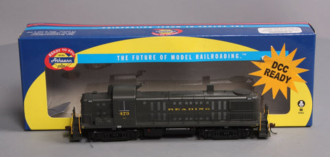 Athearn 96788 HO Scale Reading Alco RS-3 Diesel Locomotive #473/Box
