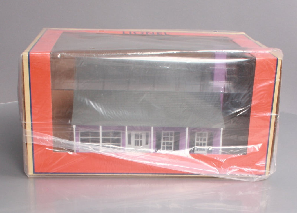 Lionel 6-82009 Suburban House (Purple) w/Interior Lights - Plug-N-Play