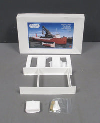 Sylvan Scale Models 696-10502 HO Great Lakes Ore Boat Center Hull & Deck Extension Building Kit