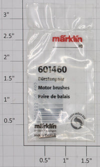 Marklin E601460 Brush Couple -