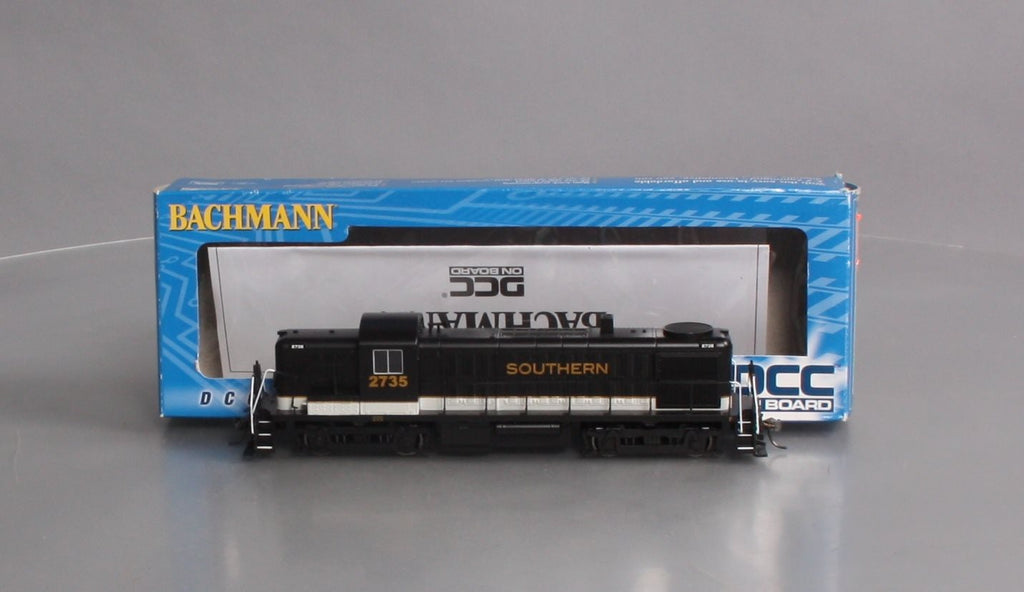 Bachmann 64208 HO Southern ALCO RS3 Diesel Locomotive DCC #2735