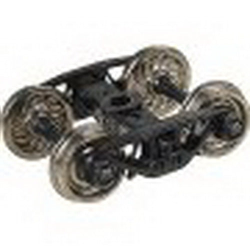 "Proto 2000 21254 National B-1 Trucks with 33"" Ribbed Back Wheels"