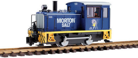 LGB 24630 Morton Salt® Diesel Switcher Loco
