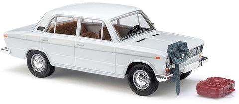 Busch 50514 HO Lada 1500/2103 Sedan with Radar, Police