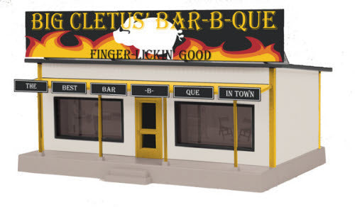 MTH 30-90294 Big Cletus' Bar-B-Que Road Side Stand