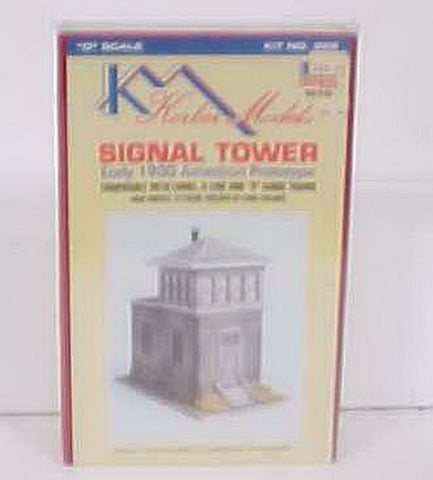 Korber 928 Early 30 American Offset Signal Tower Kit