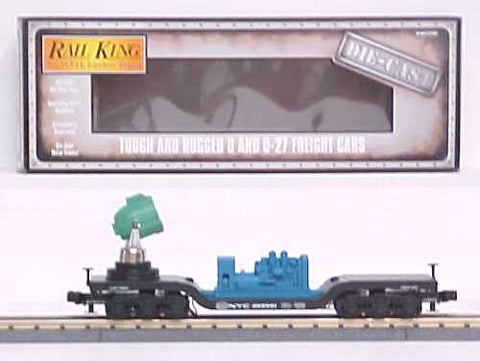 MTH 30-8305 New York Central  Die-Cast Searchlight Car LN/Box