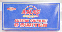 Atlas 6076 O O36 Nickel Silver Right Hand Remote Switch Turnout