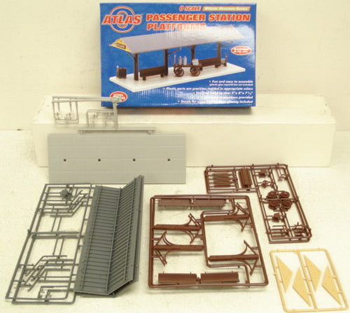 Atlas 6902 Passenger Station Platform Kit