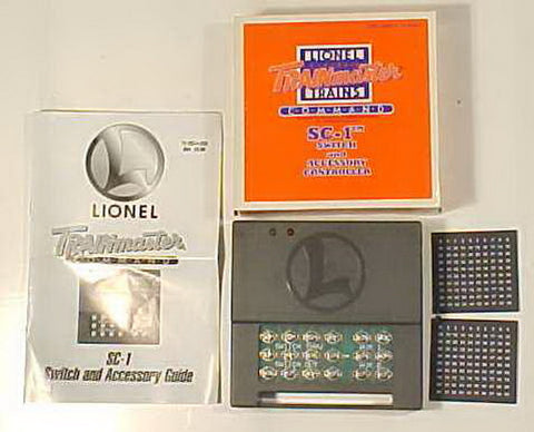 Lionel 6-12914 SC-1 Switch and Accessory Controller LN/Box