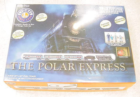 Lionel 6-31960 Polar Express Train Set NIB