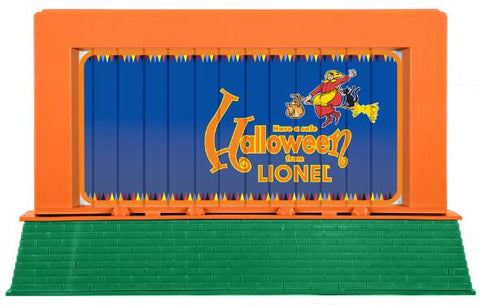Lionel 6-24227 Animated Halloween Billboard