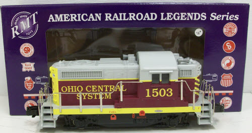RMT 4061 Ohio Central BEEP Powered Diesel Loco #1503