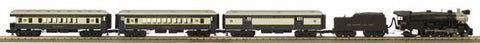 MTH 30-4193-1 B&O 4-6-2 Bantam Pacific Steam Passenger R-T-R Train Set w/PS 2.0